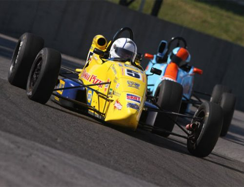 BRITAIN WEST TAKES FORMULA TOUR CHAMPIONSHIP