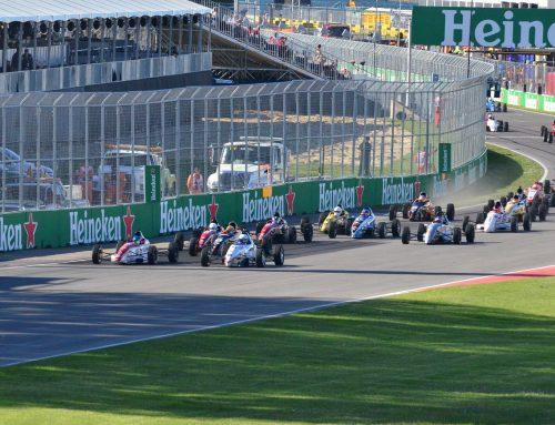 Britain West Motorsport Grand Prix du Canada Race Report