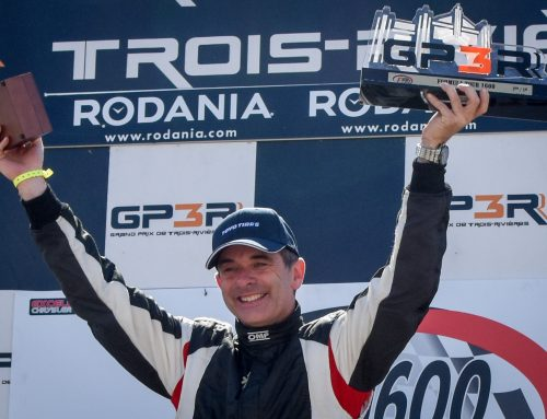 Bertrand Godin Returns to the Top Step of the Podium with BWM