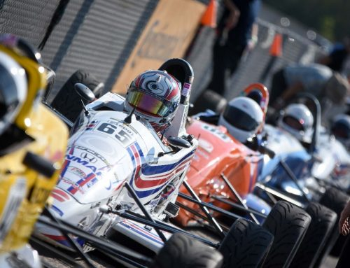Britain West Heads to Calabogie for the Kyle Nash Race Weekend